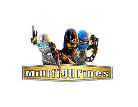 lugllugl tarafından Create New logo for www.minifigurines.fr için no 36