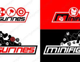#22 untuk Create New logo for www.minifigurines.fr oleh emorej