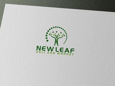 #72 untuk Design a Logo for New Leaf Deli and Market -- 2 oleh sdartdesign