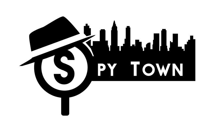 entry 12 by shaneinvasion for design a logo for spy town freelancer design a logo for spy town freelancer