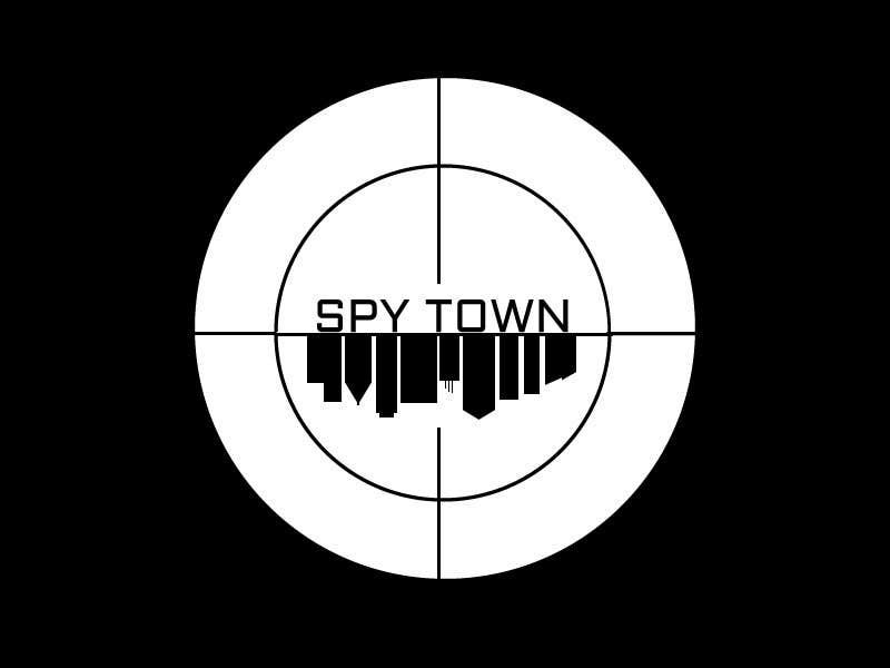 Penyertaan Peraduan #14 untuk Design a Logo for spy town