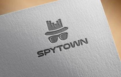 #2 untuk Design a Logo for spy town oleh Huelevel
