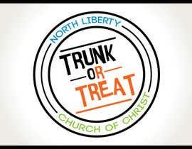 #37 untuk Trunk or Treat Logo Design oleh JosB