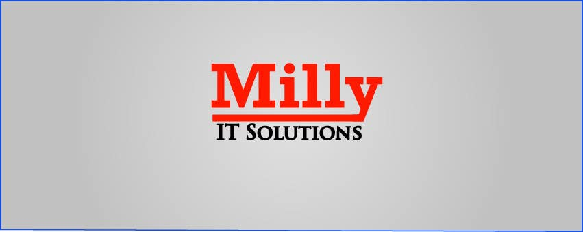 #67 for Design a Logo for Milly IT Solutions by azimbikrom