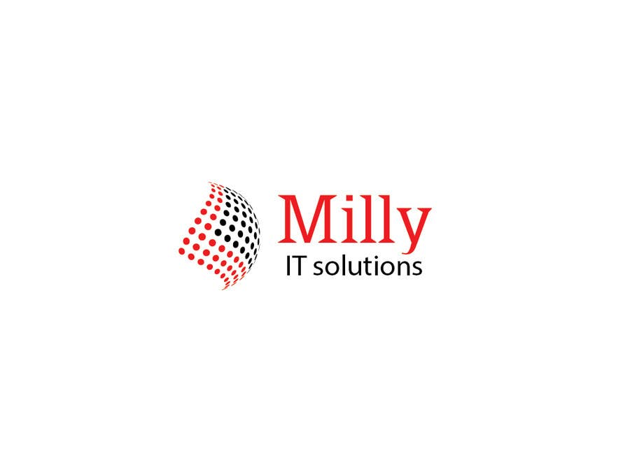 #8 for Design a Logo for Milly IT Solutions by baiticheramzi19