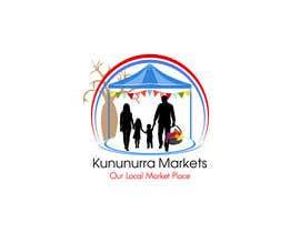 CarmenD80 tarafından Design a Logo for Kununurra Markets için no 96