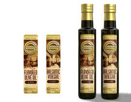 YONWORKS tarafından Create and design a  label for bottle için no 28