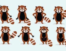 #20 untuk Red Panda Mascot For Language Learning Site oleh hristina1605