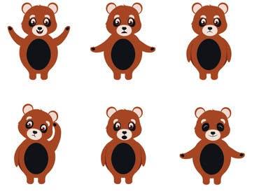 #18 untuk Red Panda Mascot For Language Learning Site oleh selinayilmaz1