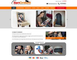 #2 para Create a Wordpress Mockup for BarnOmbord por Pavithranmm