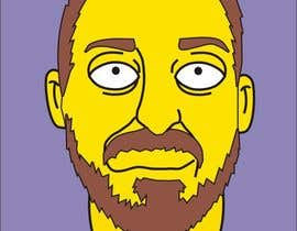 #3 for Illustrate Me as a Simpson's Character by summerhill5