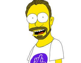 #7 for Illustrate Me as a Simpson's Character by IgnisSArt