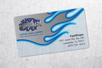 Contest Entry #41 for Design some Business Cards for Car Wrap Business
