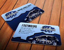 #39 for Design some Business Cards for Car Wrap Business by ndotla11Shone11