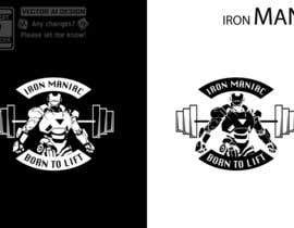 #11 untuk Iron maniac oleh MarinaWeb