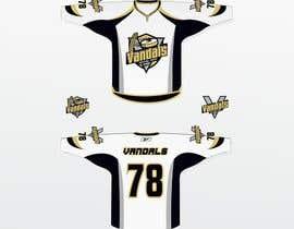 #35 untuk Hockey Logo and Jersey Design oleh cuongprochelsea