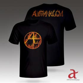 adrianusdenny tarafından Design a T-Shirt for Musician/Artist! için no 18