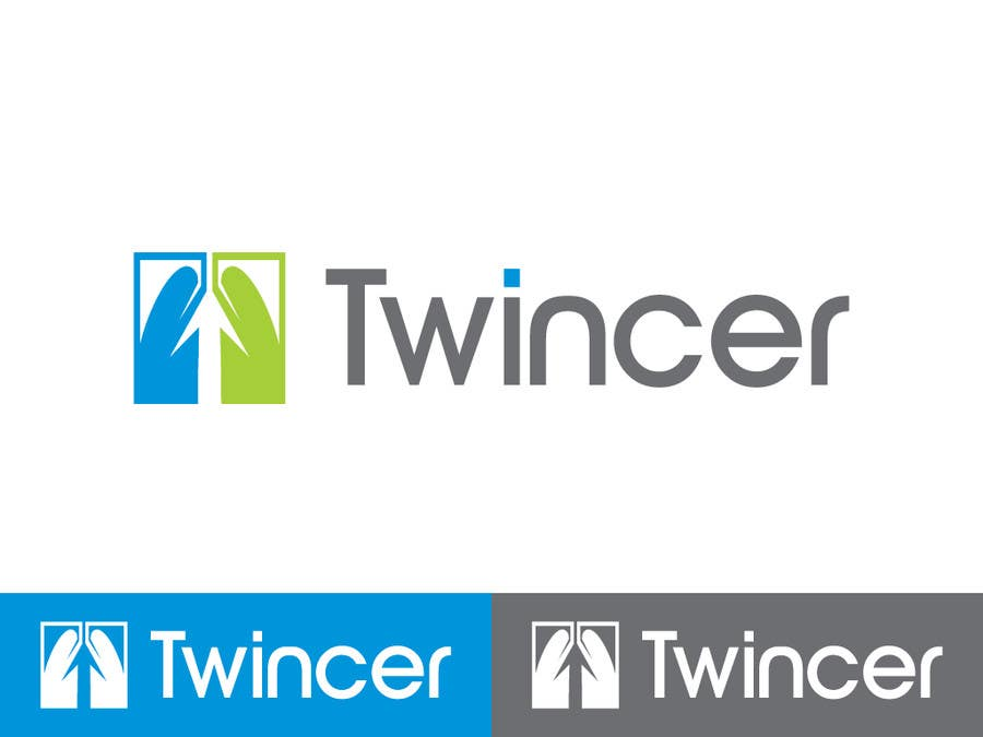 #48 for Design a logo for Twincer device by winarto2012