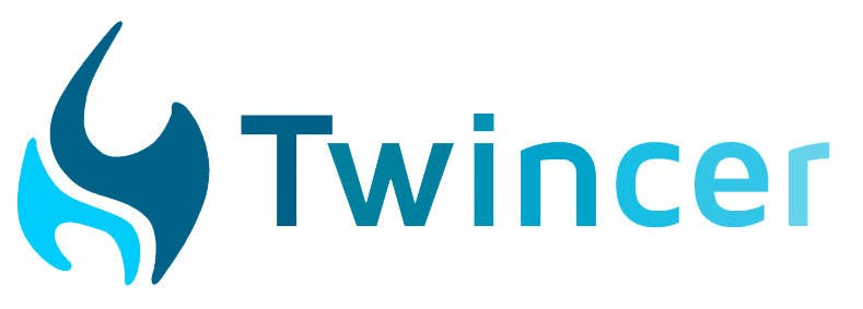 #9 for Design a logo for Twincer device by Gabriela5