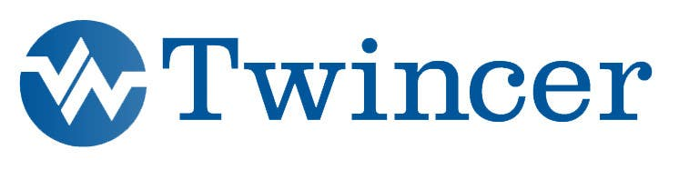 #12 for Design a logo for Twincer device by Gabriela5
