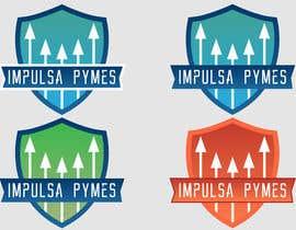 "Arnoldfernando tarafından Logo design for digital advertising company ""Impulsa Pymes"" için no 7"