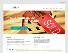 #21 cho Design a Flyer,logo and web page for distressed property sales bởi Decafe
