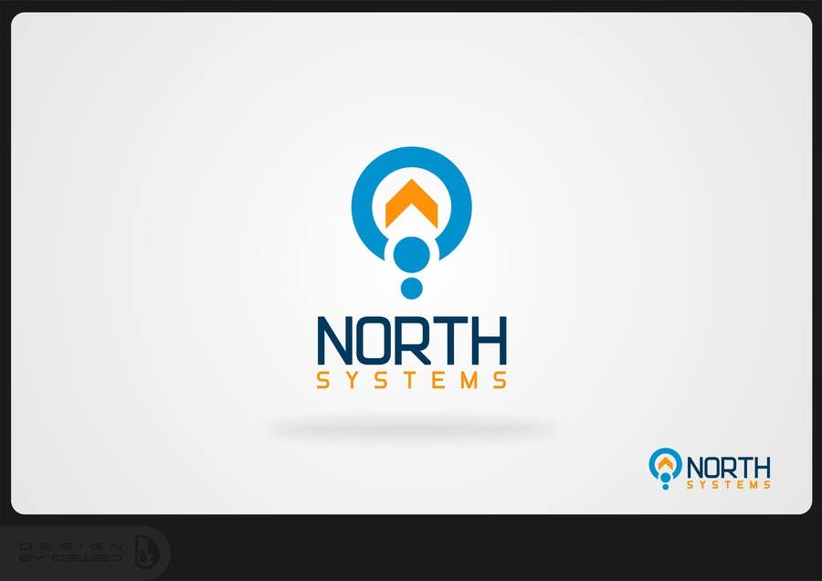 #43 for Professional Designers to design North Systems logo (IT company) by Dewieq