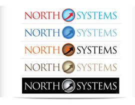#26 for Professional Designers to design North Systems logo (IT company) by habeeb213