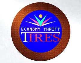 tishanmaduwantha tarafından Design a Logo for Economy thrift tires için no 48