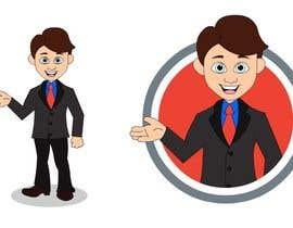 #7 untuk Design a mascot oleh minalsbusiness