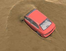 #21 untuk Create a Video Of  A Car In Flood Water oleh PakotM
