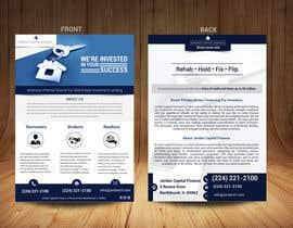 #14 untuk Need flyers designed oleh Modeling15