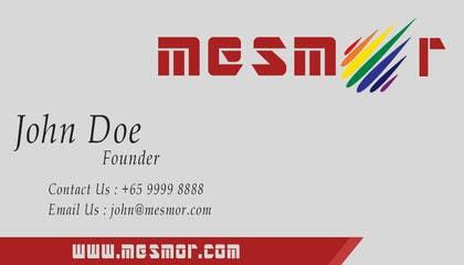 #15 untuk Design a Logo & Business Card oleh rjsoni1992