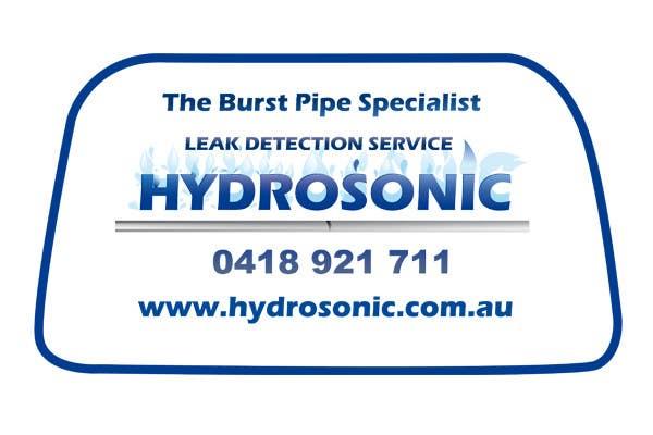 Konkurrenceindlæg #126 for Graphic Design for Hydrosonic Leak Detection Service