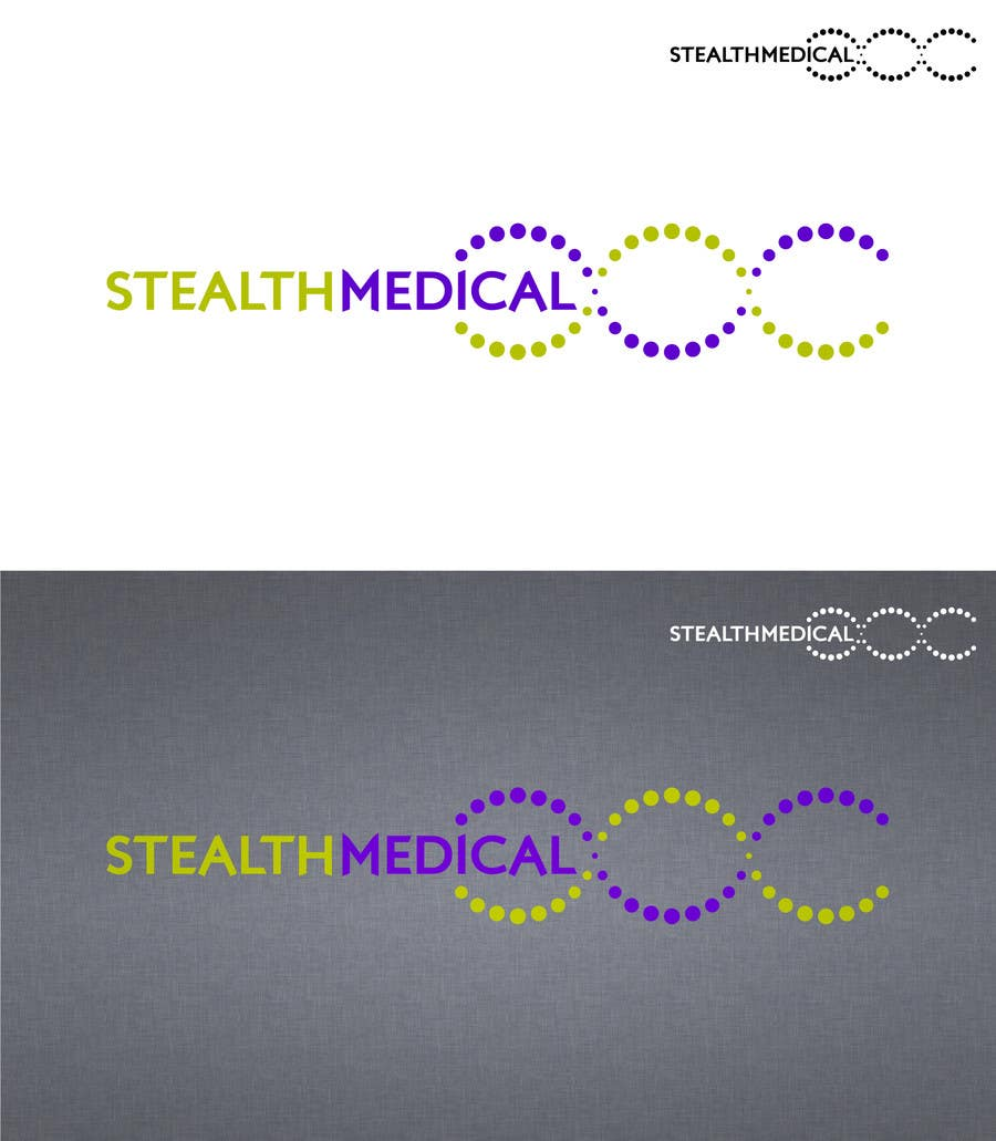 "#150 for Logo for ""Stealth Medical"" by HallidayBooks"