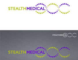 "#150 untuk Logo for ""Stealth Medical"" oleh HallidayBooks"
