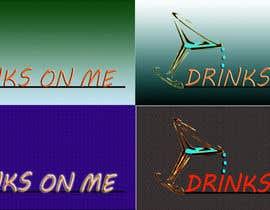 priya1412 tarafından Design a Logo for the app Drinks On Me için no 8