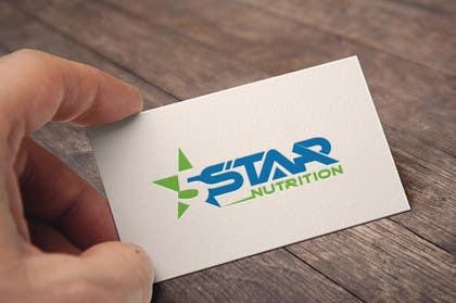 silverhand00099 tarafından Design a Logo - 5 Star Nutrition için no 408