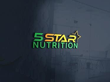 mdrashed2609 tarafından Design a Logo - 5 Star Nutrition için no 455