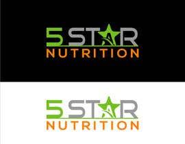Babubiswas tarafından Design a Logo - 5 Star Nutrition için no 835