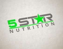 fireacefist tarafından Design a Logo - 5 Star Nutrition için no 430