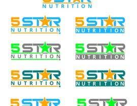 fireacefist tarafından Design a Logo - 5 Star Nutrition için no 817
