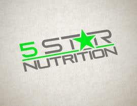 fireacefist tarafından Design a Logo - 5 Star Nutrition için no 946