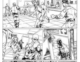 coffeemugstudio tarafından Comic illustration collaboration için no 18