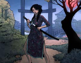 igordesic tarafından Comic illustration collaboration için no 17