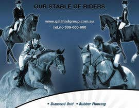 #24 untuk Graphic Design for Galahad Equine Group Pty Ltd oleh designerartist