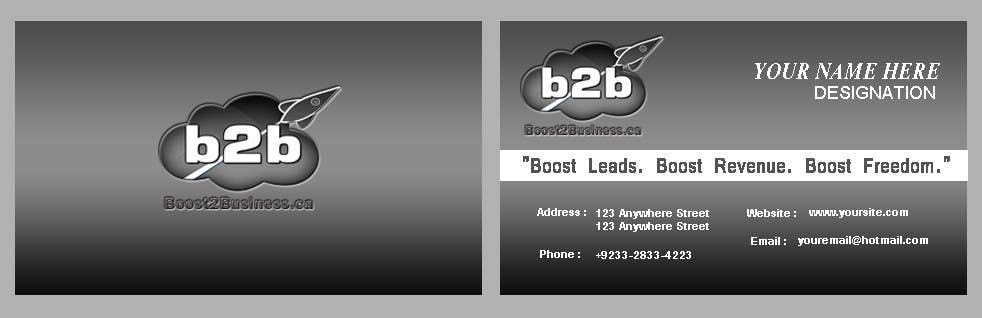 #11 for Corporate Image: Business Card, envelope, iPhone screen,etc. by designfrenzy