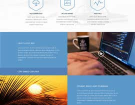 vad1mich tarafından Design Homepage Layout For Cloud Storage App için no 47