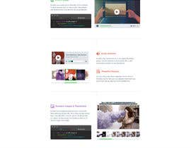 softechnos5 tarafından Design Homepage Layout For Cloud Storage App için no 62