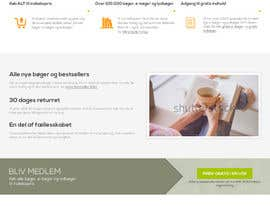 updated6188 tarafından Design a landing page within our website design için no 11